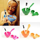 6 in 1 Facial Mask Bowl Brush Spoon Face Care Women Makeup Beauty Tools Set New