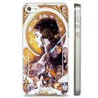 Star Wars Movie Art Collage Epic CLEAR PHONE CASE COVER fits iPHONE 5 6 7 8 X