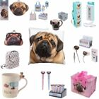 PUG GIFTS PUGS PET DOG KEY RING BAG PURSE BOOKMARK MUG NAILS LIPS TWEEZERS GIFT