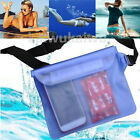 Waterproof Pockets Bag Underwater Swimming Beach Pool Dry Case For Cell Phone