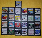 work brain - Nintendo DS games  free shipping- All work on DSlite,DSi, 2DS, and 3DS systems