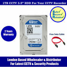 Hikvision Hard Drive WD Blue for all CCTV Video Security Recorder-DVR/NVR +CABLE
