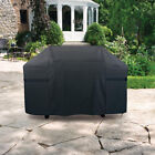 S/L/XL BBQ Cover Heavy Duty Waterproof Rain Snow Barbeque Grill Protector Black
