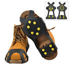 Footwear Crampons Spikes Ice Traction Anti Slip Snow Claws