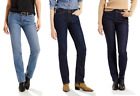 Women's Levi's 525 Perfect Waist Straight-Leg Jeans - Sizes 4-16 Short & Medium