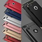 Hybrid 360° Shockproof Case cover And Tempered iPhone 7 6S 5S/SE /iphone 8 Plus