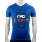 JACK & JONES JCO ZIPPO TEE Herren T-Shirt Jack and Jones Core JCOZIPPO 12138773