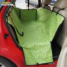 CANDY KENNEL High Quality Dog Car Rear Back Seat Cover Pet Carrier Mat Blanket C