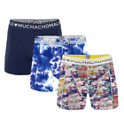 MUCHACHOMALO Clouds 3-Pack Boxer Shorts