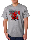 USA Made Bayside T-shirt School Team Mascot Bulldogs Devils Don't Mess With