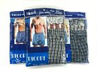 Men's Woven Boxer Shorts ( Pack of 3 )