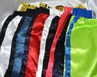 Everlast Youth Boxing Shorts Satin Sports New w/Tags S 8 M 10 12 L 14 16 XL 18
