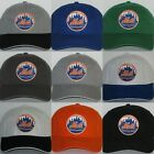 New York Mets Polo Style Cap ✨Hat ✨CLASSIC MLB PATCH/LOGO ✨12 COOL COLORS ✨NEW on Ebay