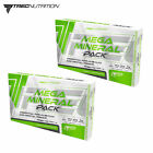 MEGA MINERAL PACK 60 120 Caps Promote Energy Recovery Electrolytes Supplement