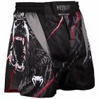Venum Men's Grizzly Bear Fight Shorts MMA Black/White