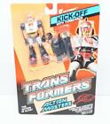 Kick-Off MOSC Sealed New 1989 Vintage G1 Transformers Action Figure Master
