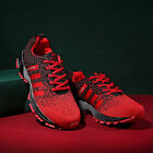 Mens Shoes Sports Athletic Outdoor Running Sneakers Breathable Casual Flats