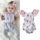 kids easter outfits - USA Easter Toddler Kid Baby Girls Romper Bodysuit Jumpsuit Outfits Set Clothes
