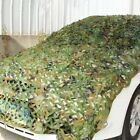 Camouflage Net Army Military Camo Net Car Covering Tent Hunting Blinds Nettin uZ