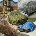Woodland leaves Camouflage Camo Army Net Netting Car Camping Military Hunting Em