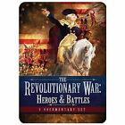 The Revolutionary War: Heroes & Battles (DVD, 2012, Tin Case)