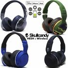 Внешний вид - New Skullcandy Hesh 2 Bluetooth 4.0 Wireless Headphones Headset Blue Camo White