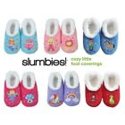 Kid's Slumbies Applique Fluffy Fur Non-Slip Slipper Soft Sock Family Gift 2018