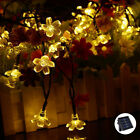 Solar String Lights Christmas Outdoor Decorations 50 23Ft 50 Leds