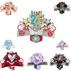 Birthday Cards Pop Up Handmade Gift Greeting Card Special Luxury Gift Card