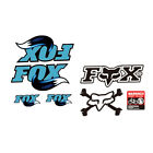 FOX fork stickers For Mountain bike bicycle MTB DH front fork Dirt race Decals