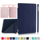 New Ultra Slim Leather Magnetic Cover Case For Apple iPad 2 3 4 Air Mini Pro 9.7