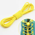 Elastic No-Tie Quick Lock Shoelaces Sport Running Jogging Shoes Laces String 2x