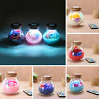 New Rose Remote Led Change Rgb Colour Control Bottle Creative Light Dimmer Lamp