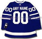 TORONTO MAPLE LEAFS ANY NAME & NUMBER ADIDAS ADIZERO HOME JERSEY AUTHENTIC PRO $150.31 USD on eBay