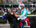 ARROGATE 25 RIDDEN BY MIKE SMITH (HORSE RACING) KEYRINGS-MUGS-PHOTO PRINTS