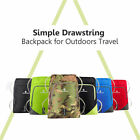 New Unisex Waterproof Nylon Hiking Camping Sport Backpack Outdoor Travel Bag 12L