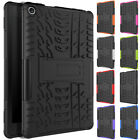 Tablet Hybrid Shockproof Armor Case W/ Stand For Amazon Kindle Fire 7 HD 8 2017