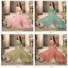 Indian Designer Suit Bollywood Dress  Pakistani Ethnic Anarkali Salwar Kameez