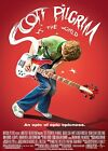 pilgrim movie - Scott Pilgrim vs. the World Movie Silk Poster 11