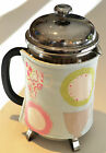 CAFETIERE COSY FOR LARGE 8 CUP COFFEE MAKER - QUALITY FABRICS - SOPHIE ALLPORT