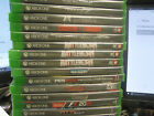 Xbox One Games Lot *PICK & CHOOSE*all in the New/sealed condition