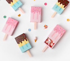 Lollipop / Ice cream lolly fab style kids favour box Summer wedding party Kids