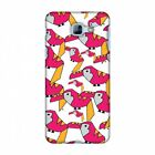 AMZER Toucan Doodles Transparent Hard Plastic Cover Slim Printed Snap On Case
