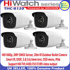 Hikvision 2MP HD1080P 2.8mm CCTV HD-TVI Outdoor Bullet Camera HiWatch THC-B120