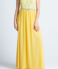 Grecian Style Lace Chiffon Full Length Gown with Rhinestone Beaded Waist- Colors