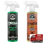 best car accesories - Chemical Guys AIR_300_04 Best Car Leather accesories Kit (4 oz) (2 Items)