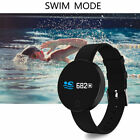 NEW! Bluetooth Smart Watch Waterproof Phone Mate for Android Samsung IOS iPhone