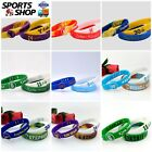 3 PCs NBA Player Silicone Wristband Adjustable Clasp Bracelet Kyrie Curry Harden