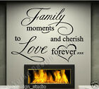 WALL QUOTES WALL DECAL STICKERS  FAMILY WALL QUOTE STICKERS WALL ART DECAL  N91