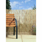 1.2 x 4M Garden Reed Fencing Ideal For Screening Walls & Fences